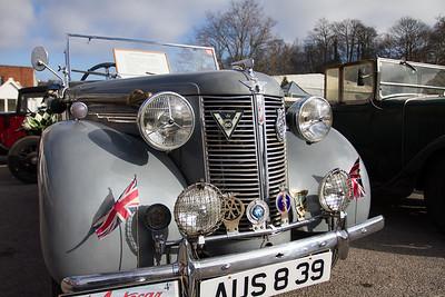 1939 - Austin Eight Tourer
