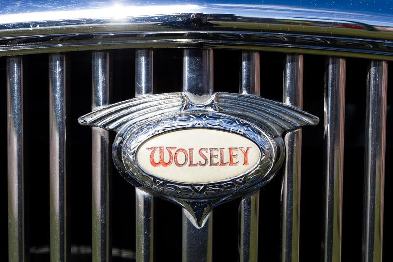 1965 Wolseley 16/60