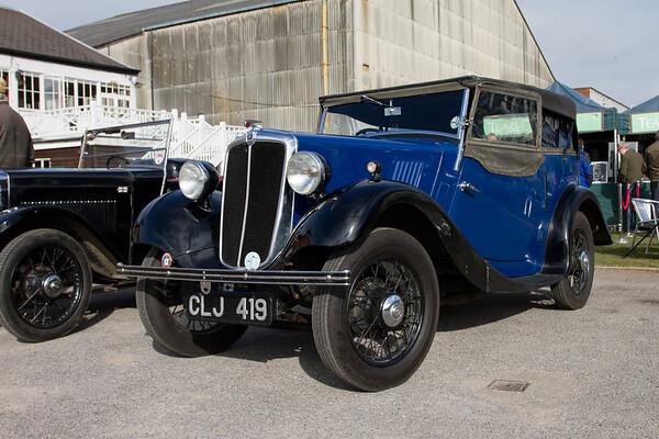 1936 Morris Eight