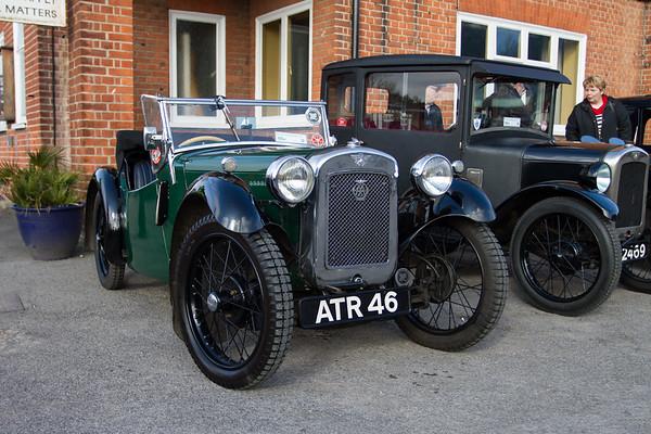 1937 Austin Seven Nippy