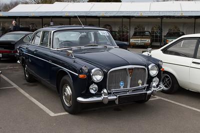 1966 - Rover P5 Coupé