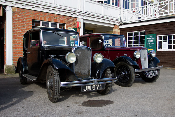 1933 Austin 10/4