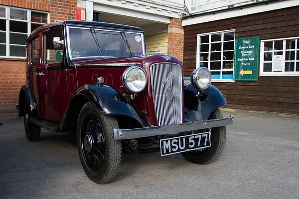 1935 Austin Ten 10/4 Lichfield