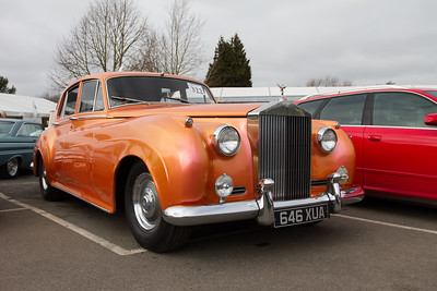 1958 - Rolls-Royce Silver Cloud I