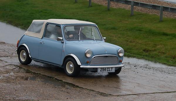 1981 - Austin Morris Mini Convertible