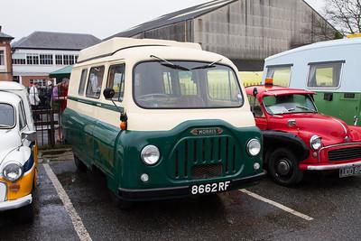 Morris J2 Camper Van