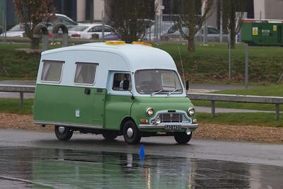 1969 - Austin JU250 Cotswold Camper
