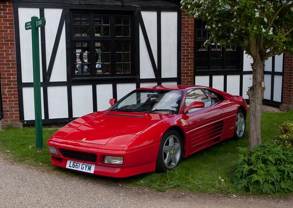 1993 Ferrari 348 GTB