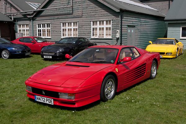 Ferrari Testarossa 512