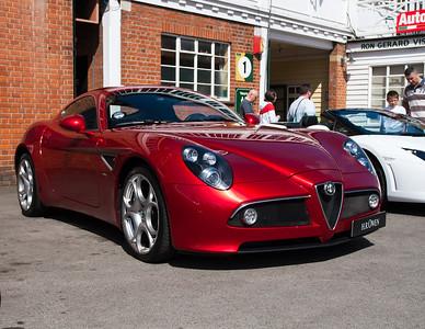 Auto Italia 2009 - Brooklands Museum