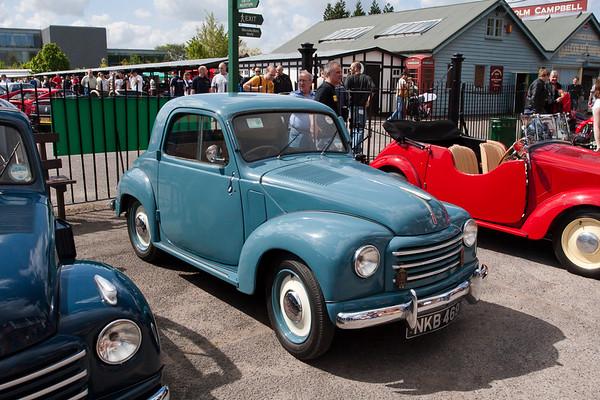1951 Fiat 500c Topolino