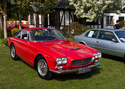 1960s Maserati Sebring