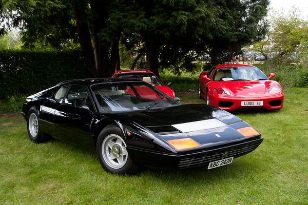 1974 Ferrari 365 GT4 BB Boxer
