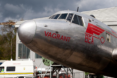 Vickers 498 Viking 1a