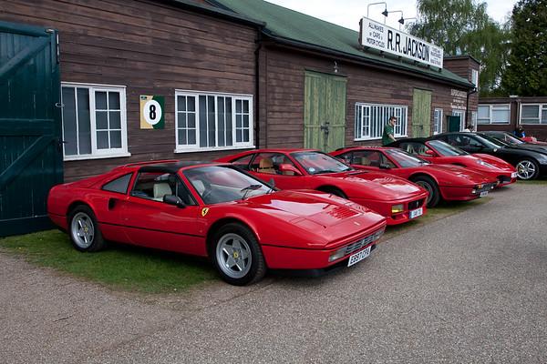 1988 Ferrari 308 GTS