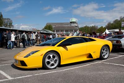 Auto Italia 2010 - Brooklands  Museum