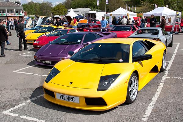 2002 Lamborghini Murcielago