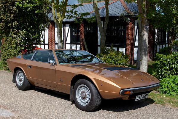 1975 Maserati Khamsin