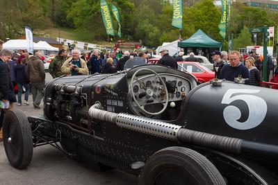 IL Drago Ruggente - 27-litre V12 Isotta Fraschini Aero-Engine