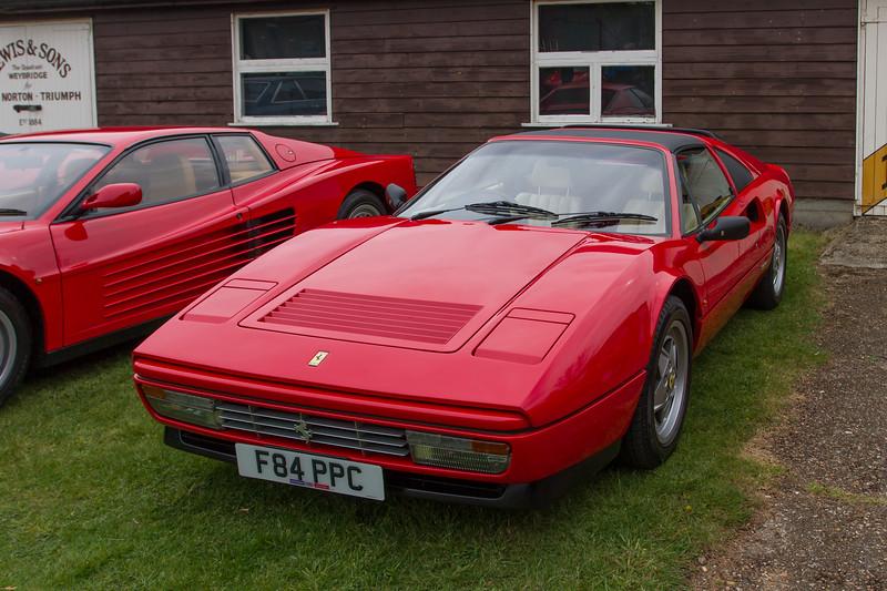 1989 Ferrari 208 GTS