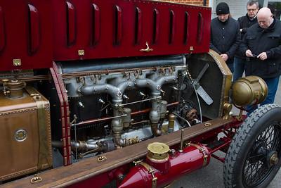 1905 - FIAT / Isotta Fraschini 200 HP -16.5 litreIsotta Fraschini Aero Engine