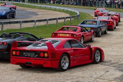 Auto Italia 2015 - Brooklands  Museum