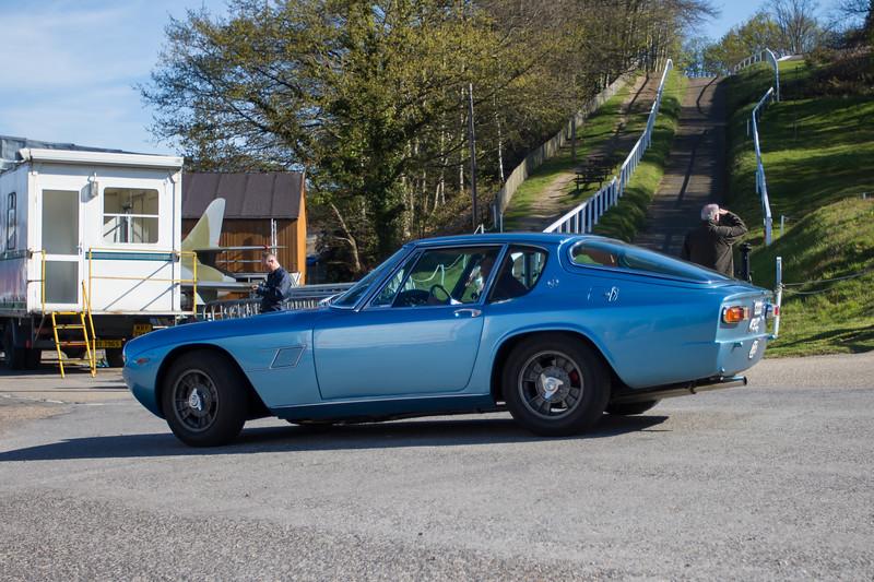 1965 Maserati Mistral 3700 Coupé