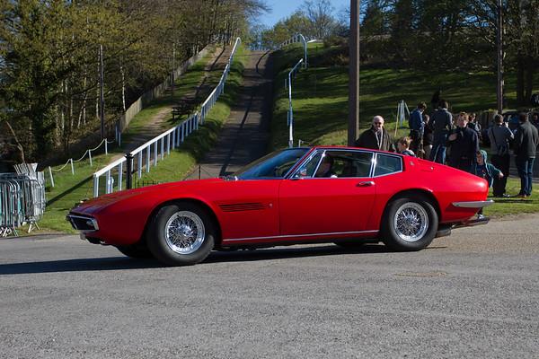 1970s Maserati Ghibli