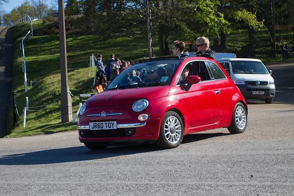 2011 Fiat 500 C Lounge