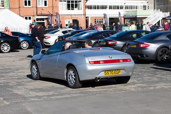 1999 Alfa Romeo Spider 2.0 Twin Spark