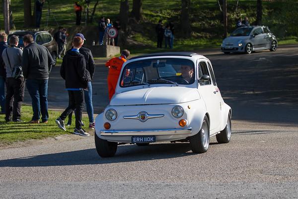 1971 Fiat Abarth 500