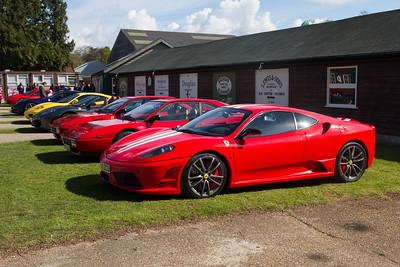 Auto Italia 2016 - Brooklands Museum