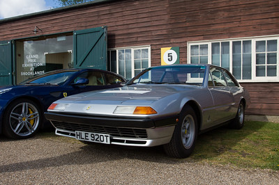 1978 Ferrari 400i GT