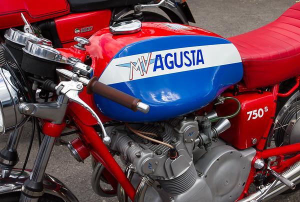 MV Agusta 750s
