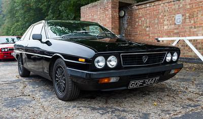 1978 Lancia Gamma Coupe