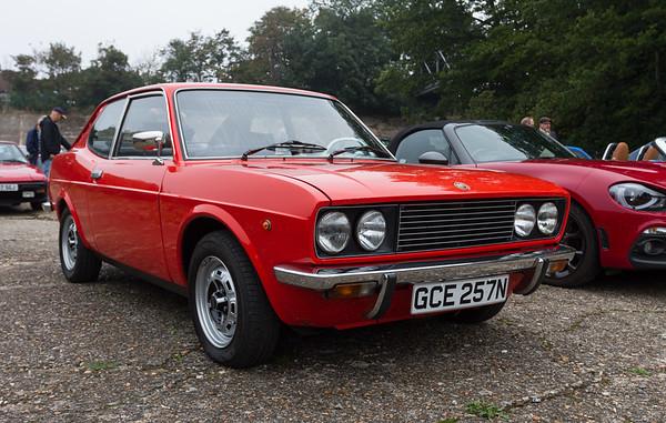 1974 Fiat 128 Sport