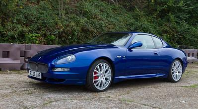 2007 Maserati Gransport V8 S-A
