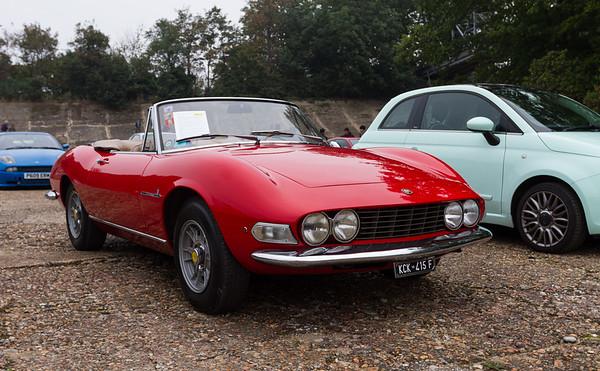 1967 Fiat Dino Spyder