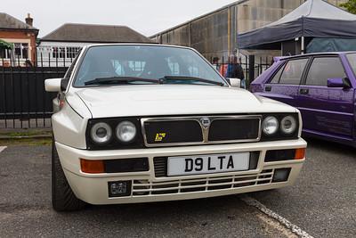 1999 Lancia Delta HF Integrale