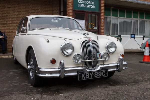 1965 Jaguar Mk 2