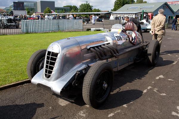 1936 Bentley Special 'Old Mother Gun'