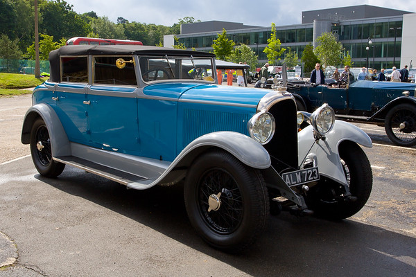1927 Voisin C12