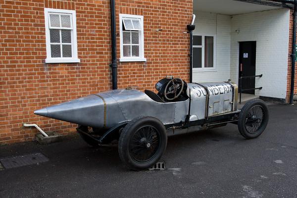 1916 - Sunbeam 'Indianapolis' Ex Josef Christaens Car