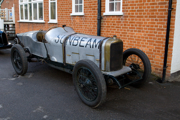 1916 - Sunbeam 'Indianapolis' Ex Josef Christaens Car