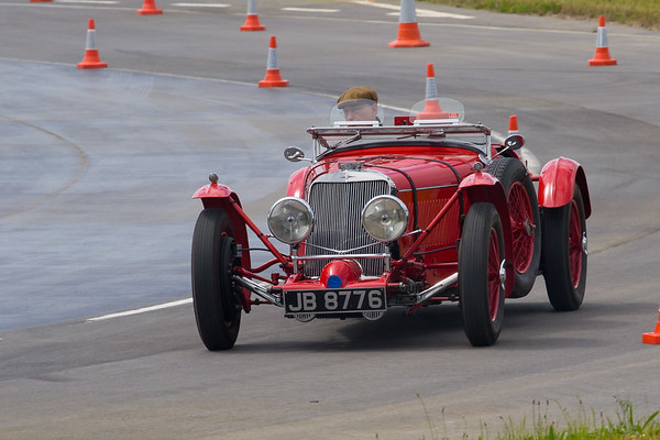 1936 - Squire Competition 2 Seater