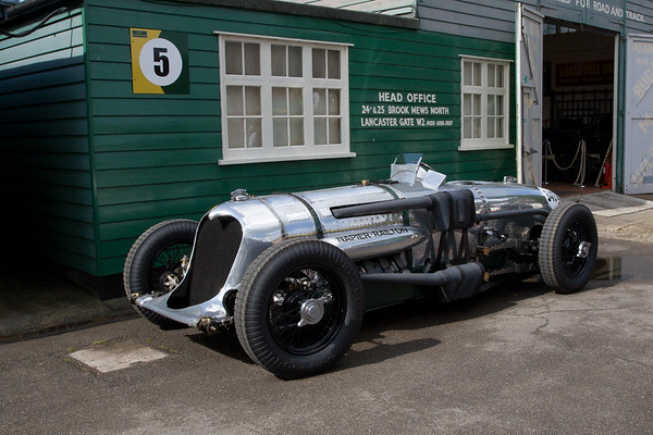 1933 - Napier - Railton Special