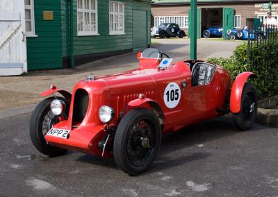 1930 Alvis 1250