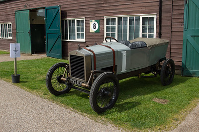 1920 - Essex Tourer  (Moon Motor Car)