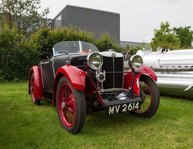 1932 MG M Type Midget