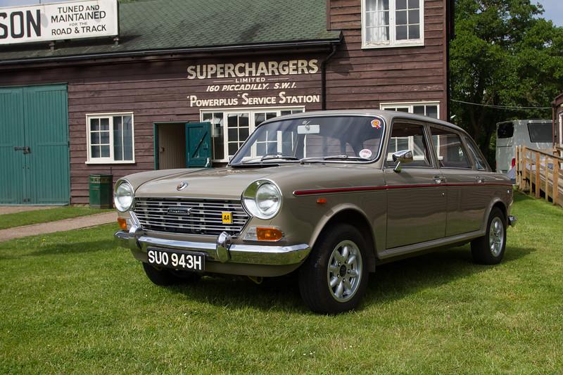 1970 Austin 1800 S